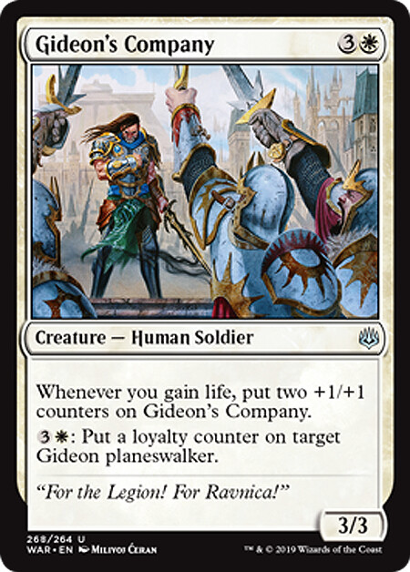 "-""Gideon's Company"" Milivoj Ćeran 2018.