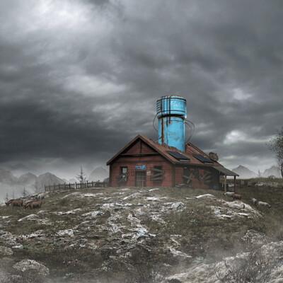 Eduard atlas tucakovic mountain station min