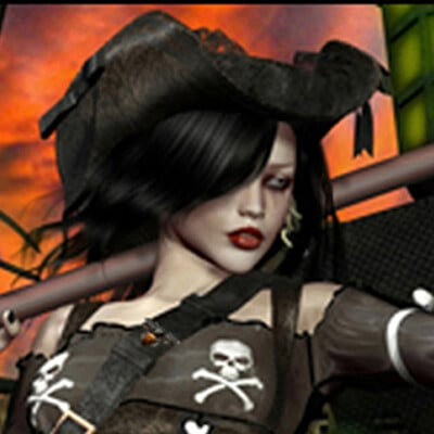 Faustus crow pirate witch queen 72