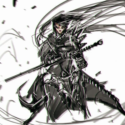 Benedick bana swordsman2 lores