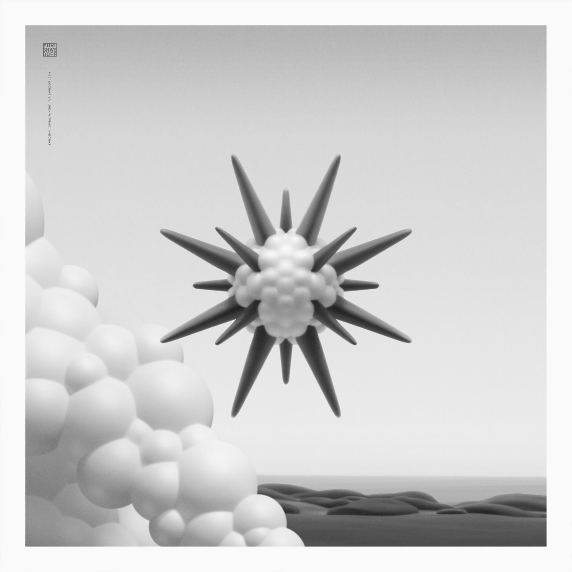Yuri shwedoff explosion 2019 image