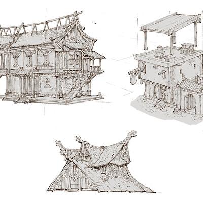 Min seub jung house 5