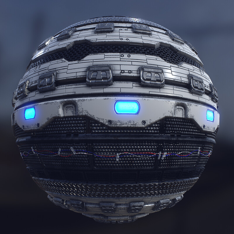 SPACE STATION TRIM