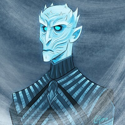 Christopher ables the night king