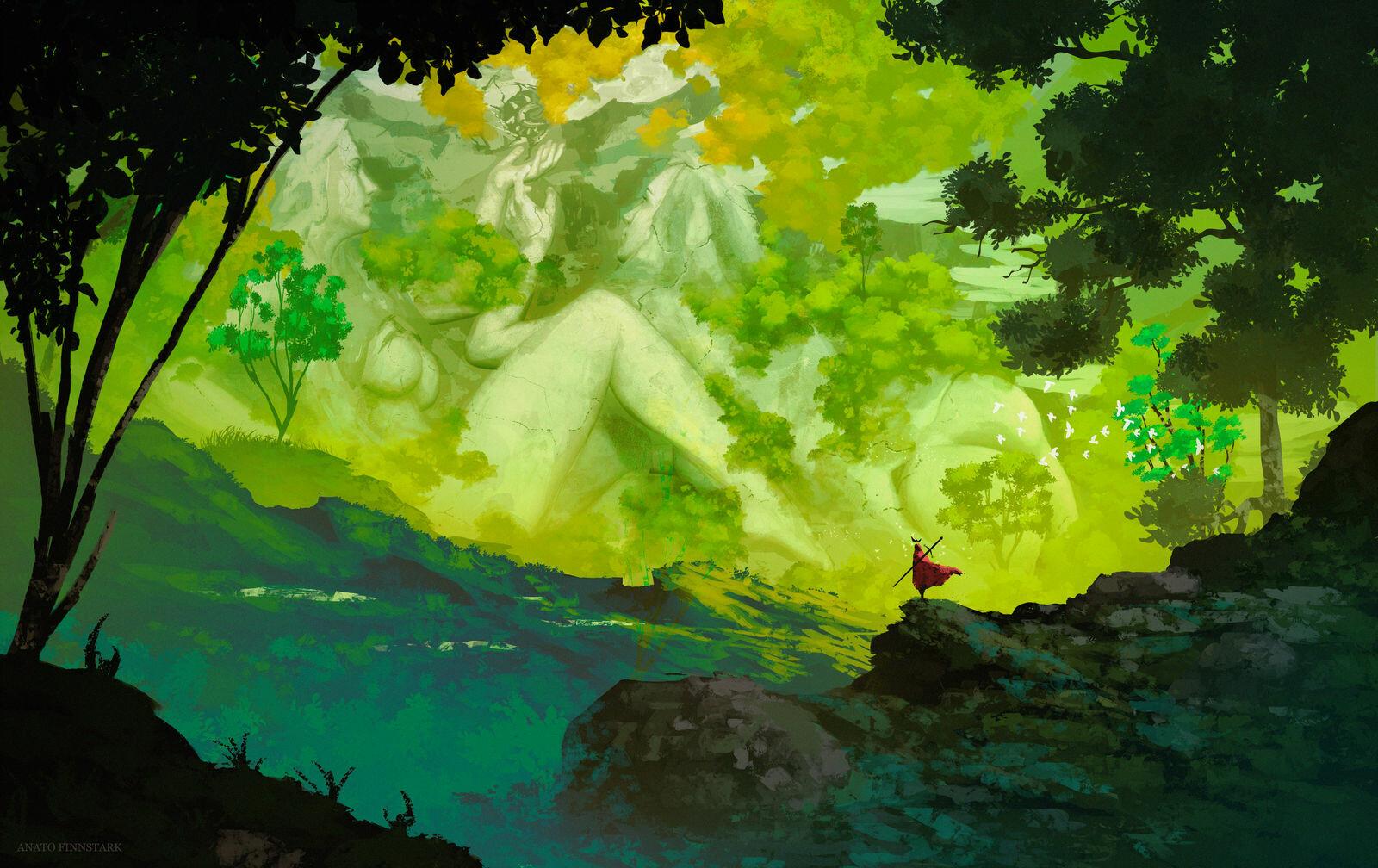 Anato finnstark the king s journey the divide by anatofinnstark dd56mil fullview