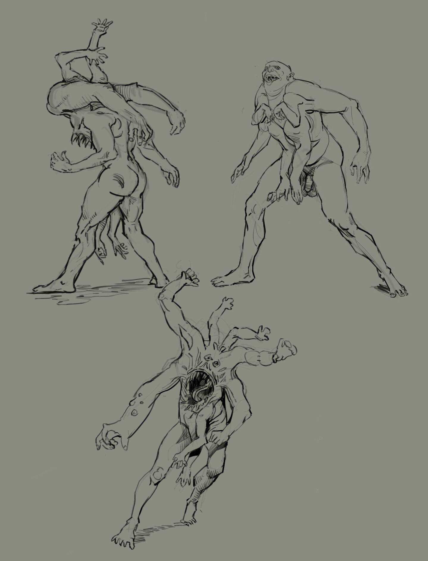 Juan miguel lopez barea boggart sketch