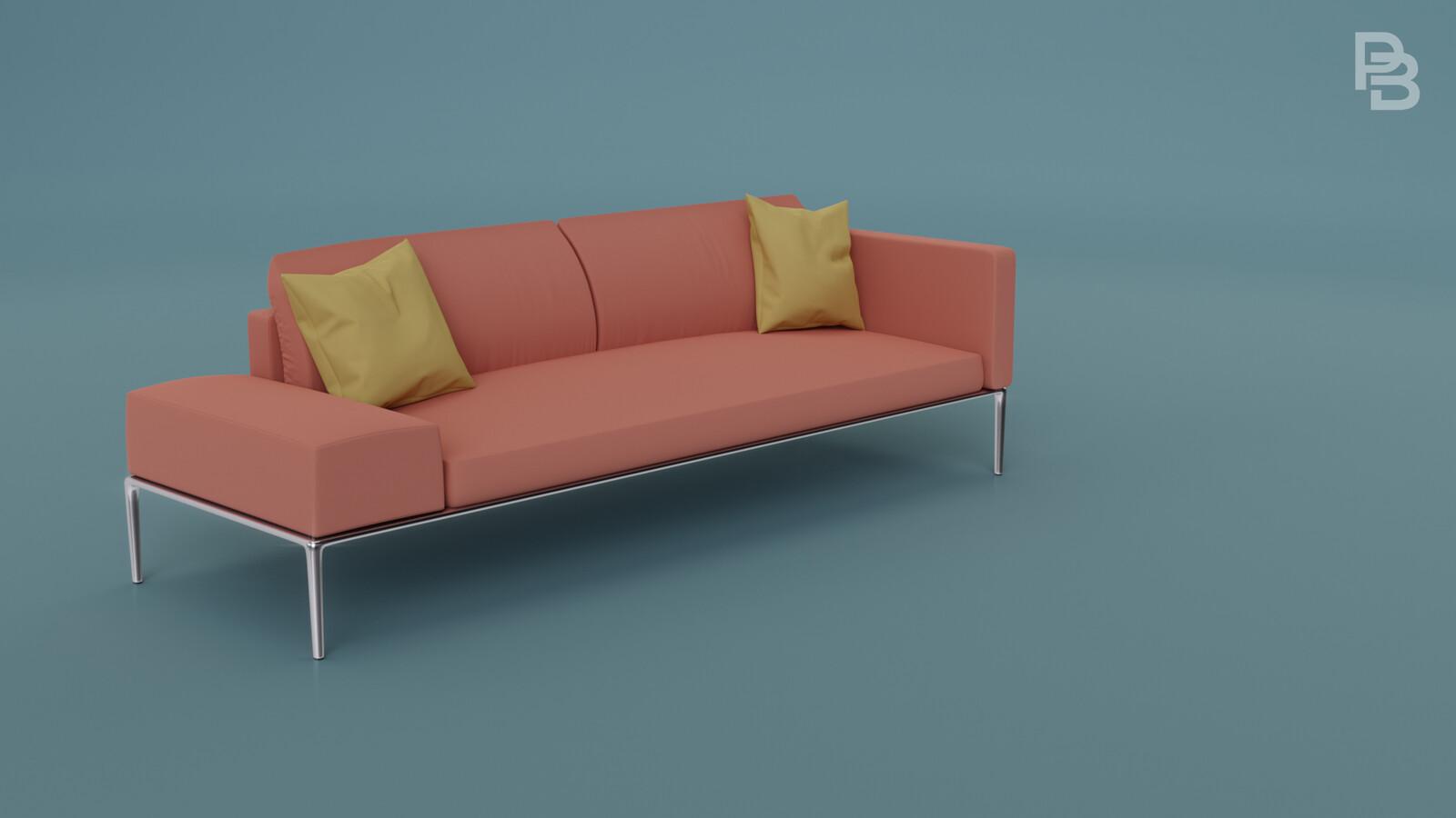 Dizzy sofa