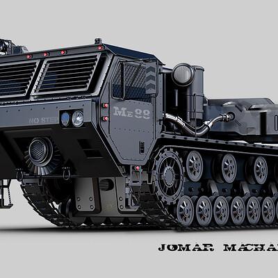 Jomar machado 188 battle truck