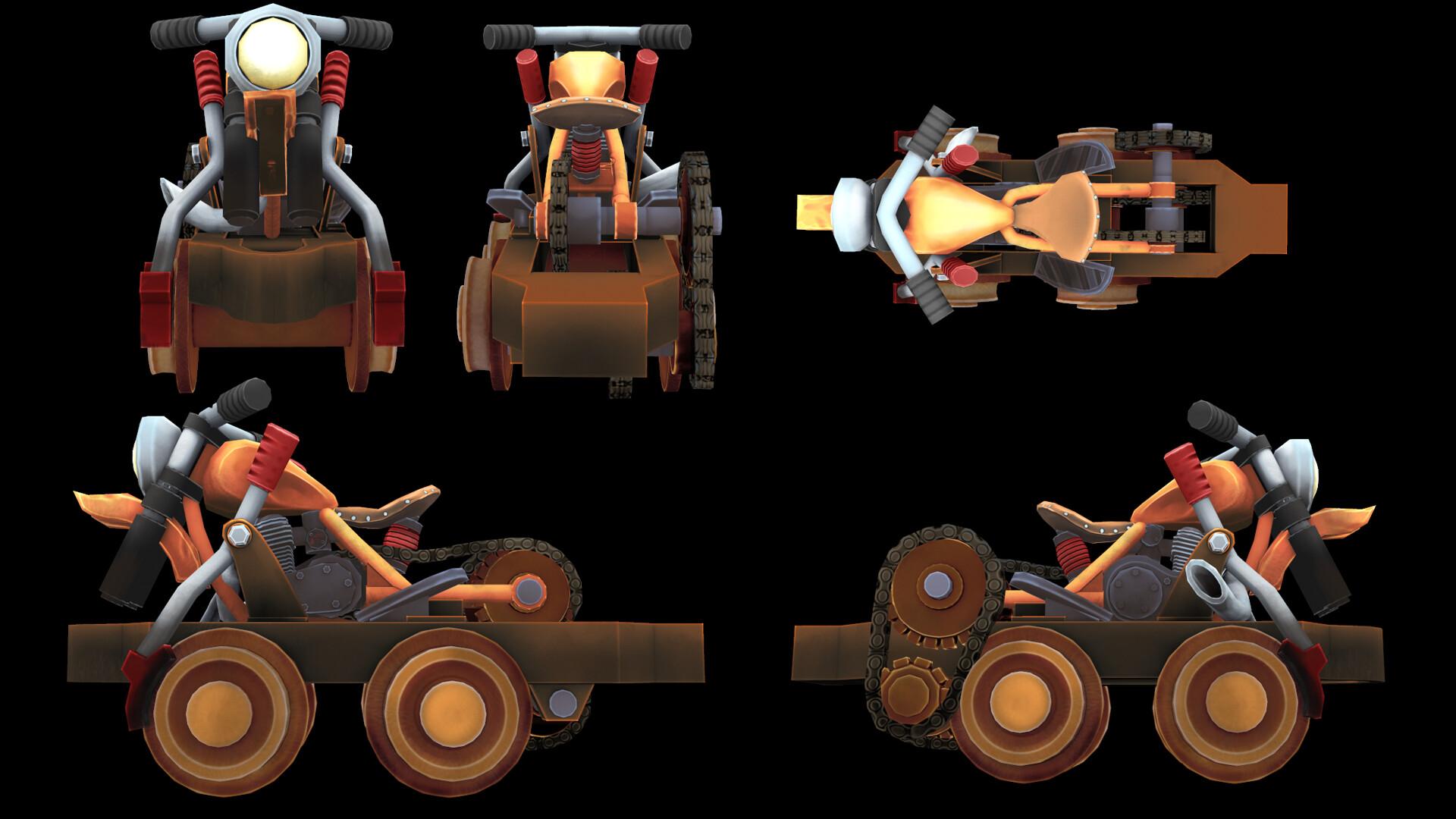 Matt clarke motorcycleminecart04
