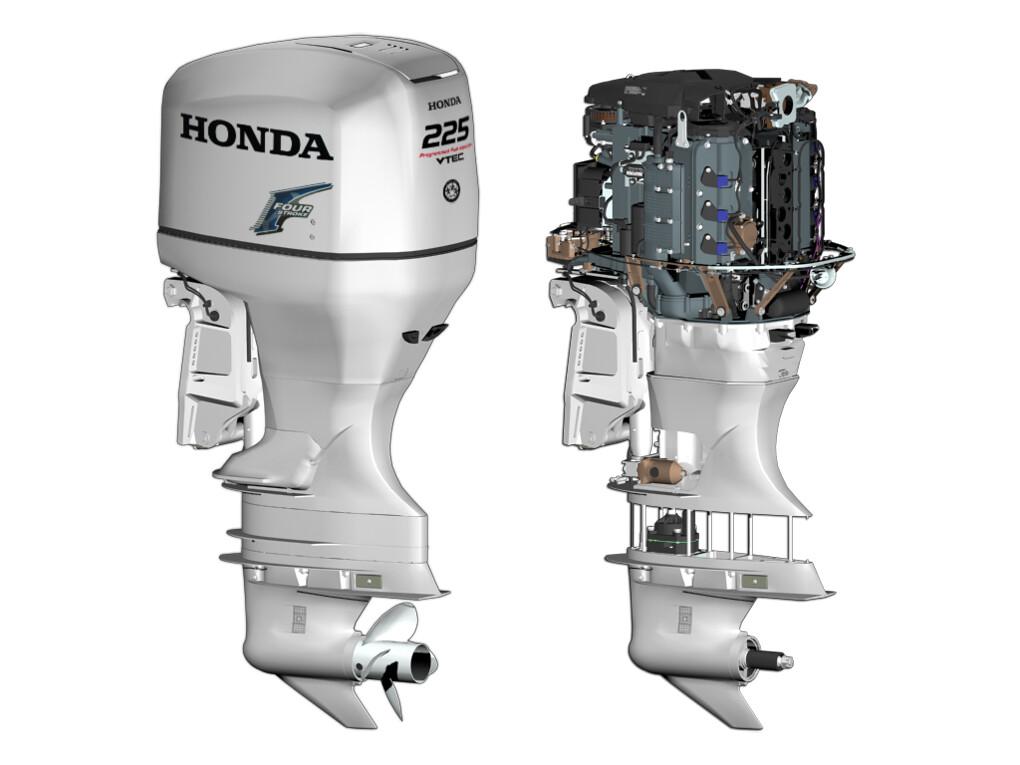 Devin Lugent - Honda 225 Outboard Motor