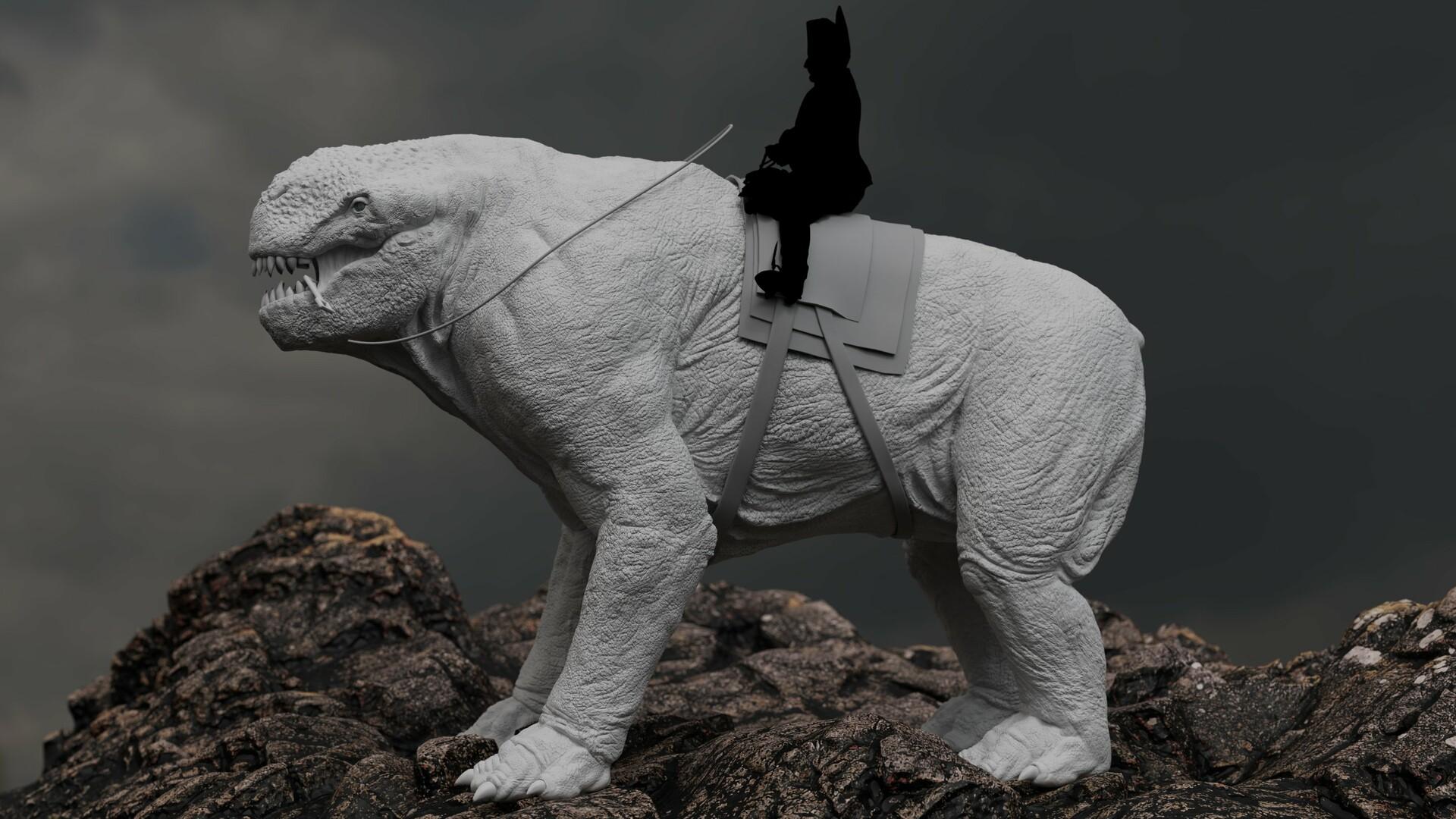 Francois rimasson beast 32b