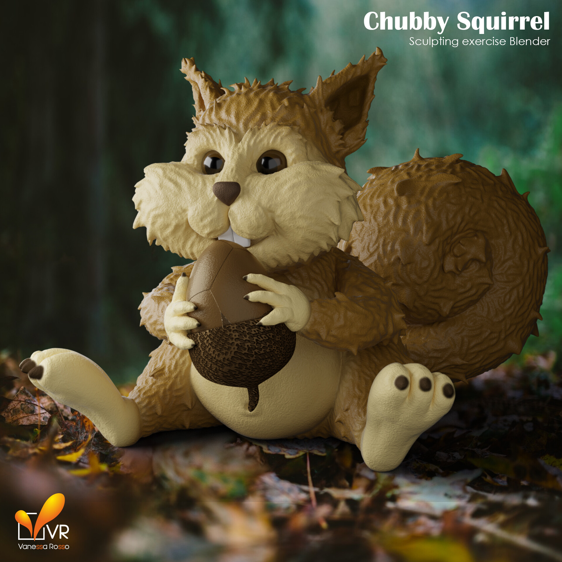 Vanessa Rosso Chubby Squirrel Check out our chubby squirrel selection for the very best in unique or custom, handmade pieces from our shops. vanessa rosso