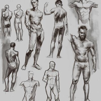 Raphael siska daily study 3