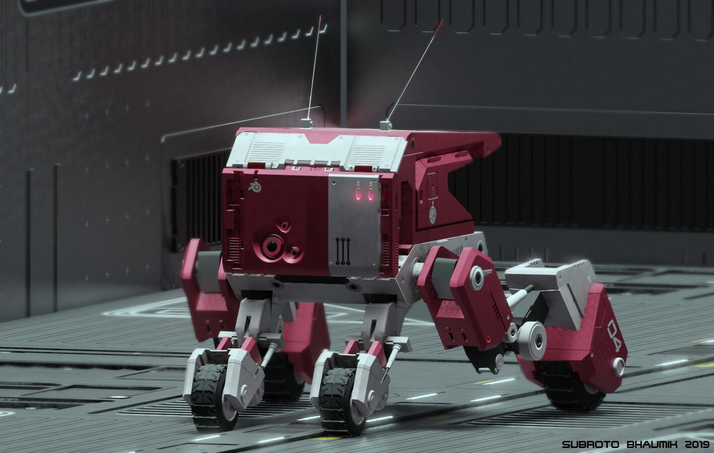 Subroto bhaumik blenderbot2