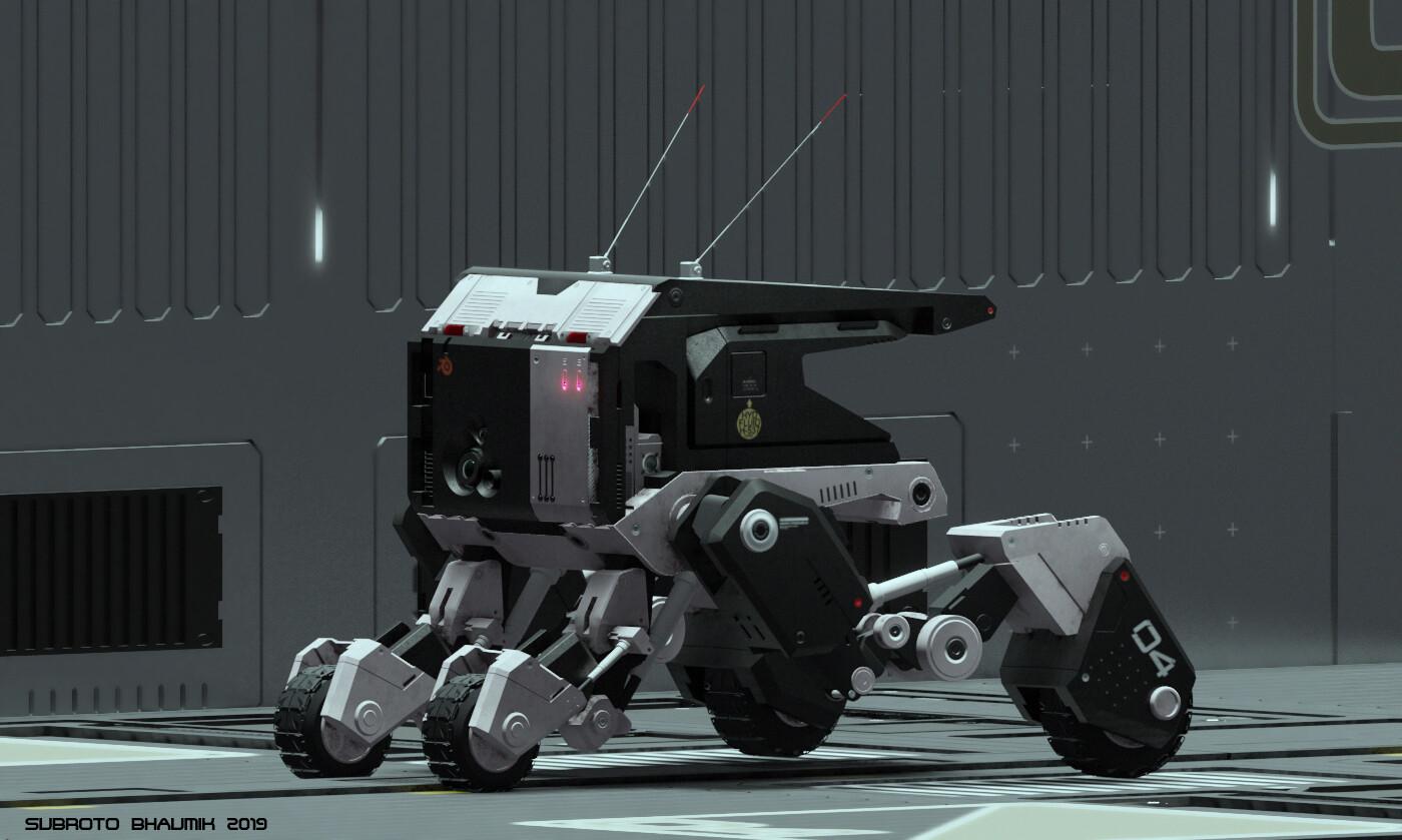 Subroto bhaumik blenderbot6