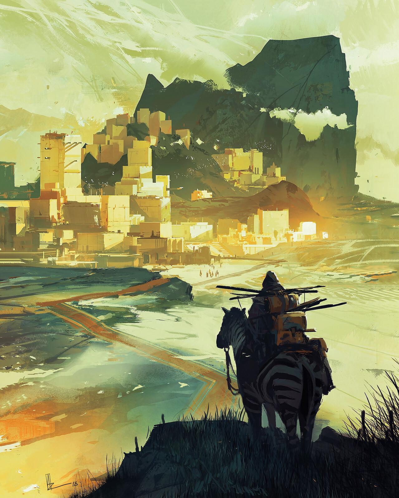 Mortal Engines / Zegwan Empire
