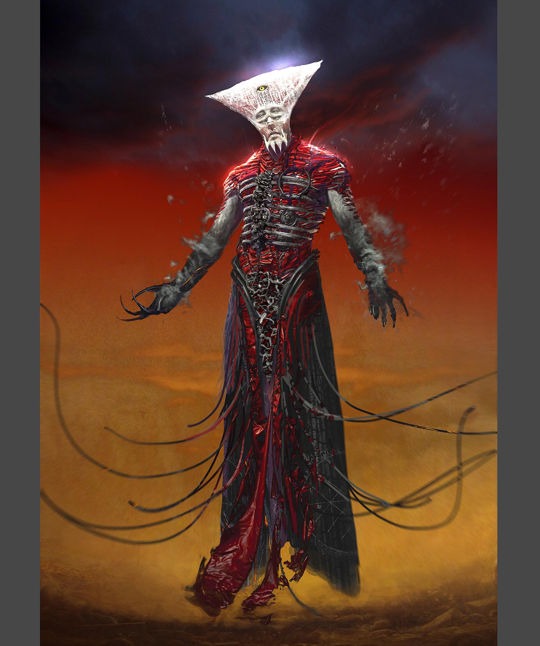 Andrei riabovitchev asura hell king v003 103