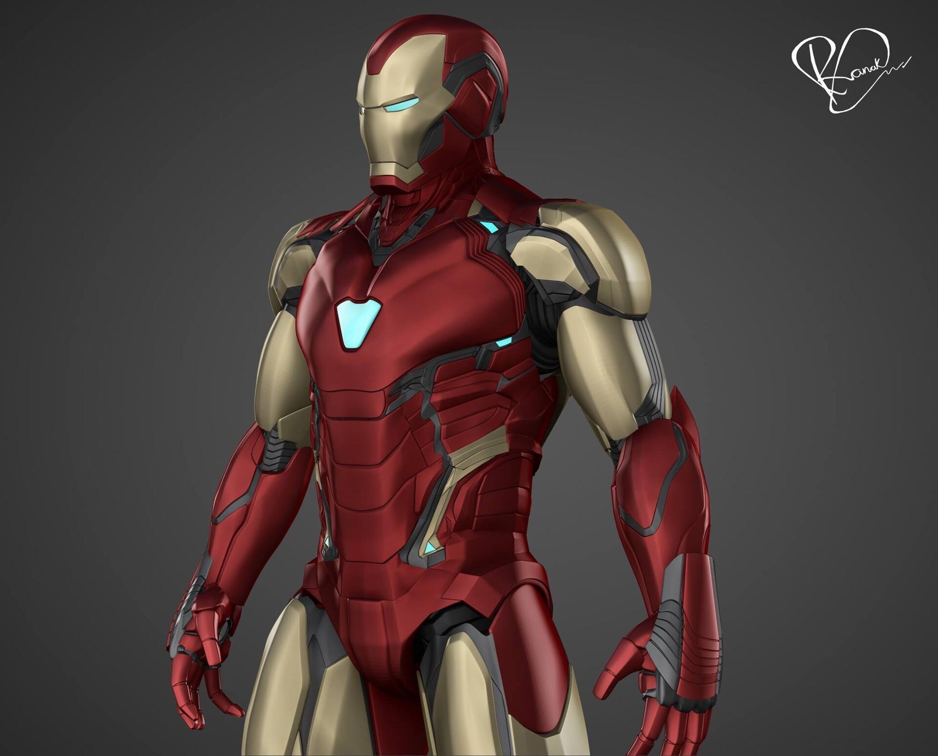 Hot Toys Avengers Infinity War Iron Man Mark 50 The Toyark News