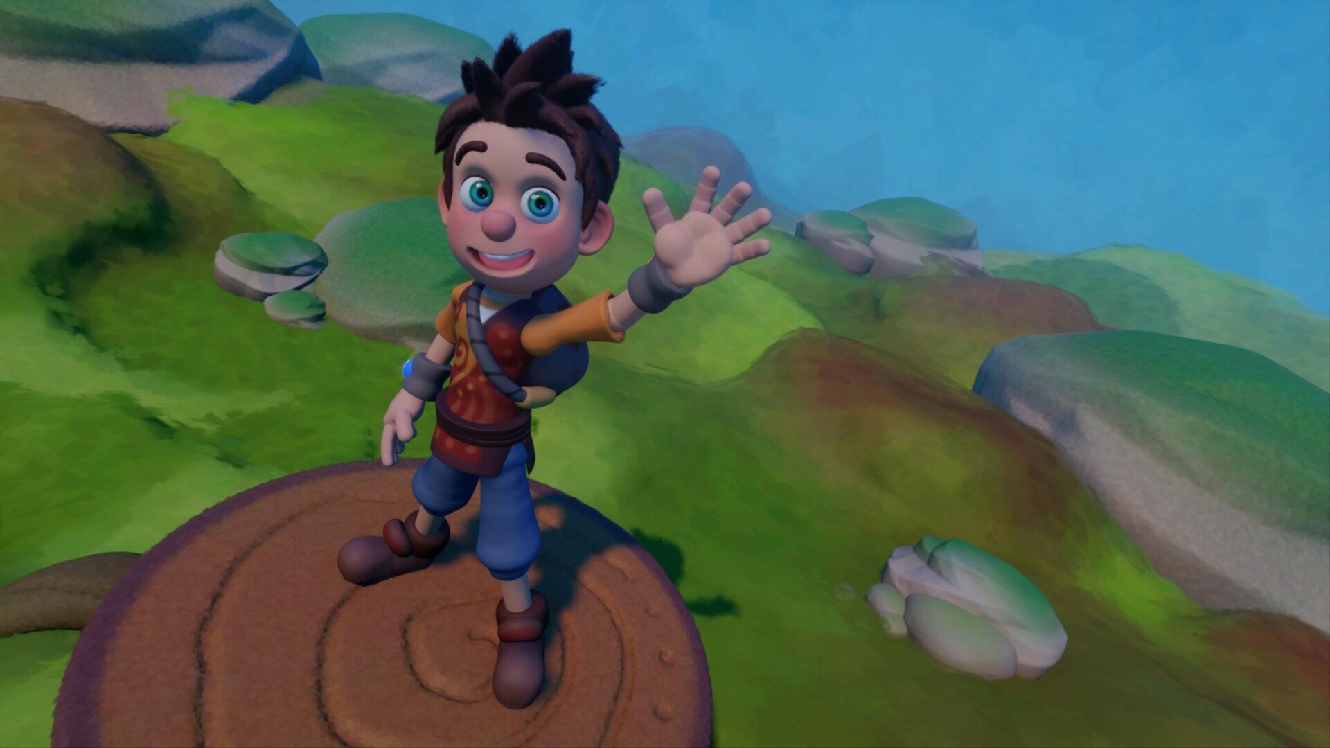 Luigi lucarelli adventure leo