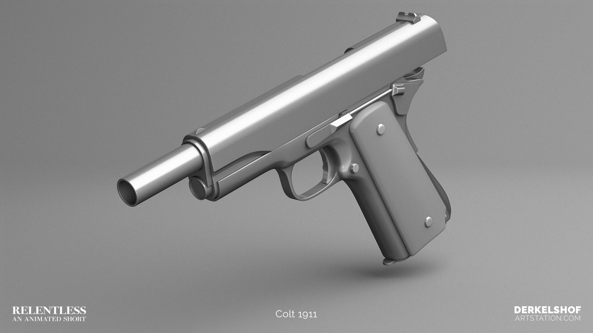 Derk elshof relentless gun 03