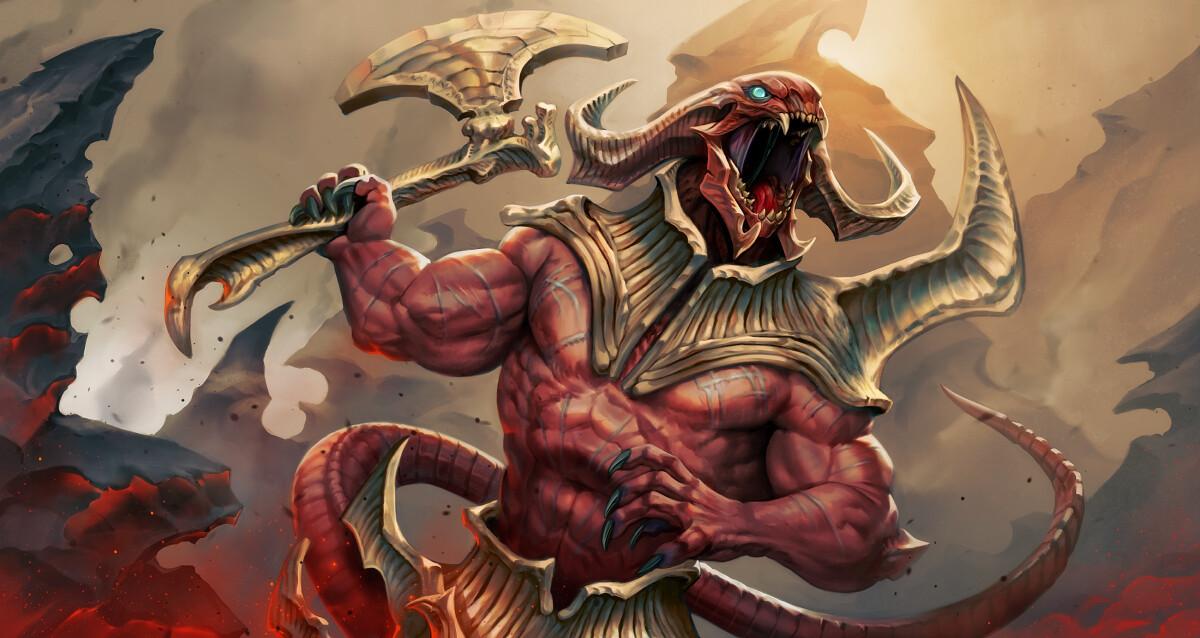 Soulbane Legionnaire
