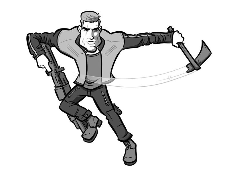 B.J. Blazkowicz (Wolfenstein 2)