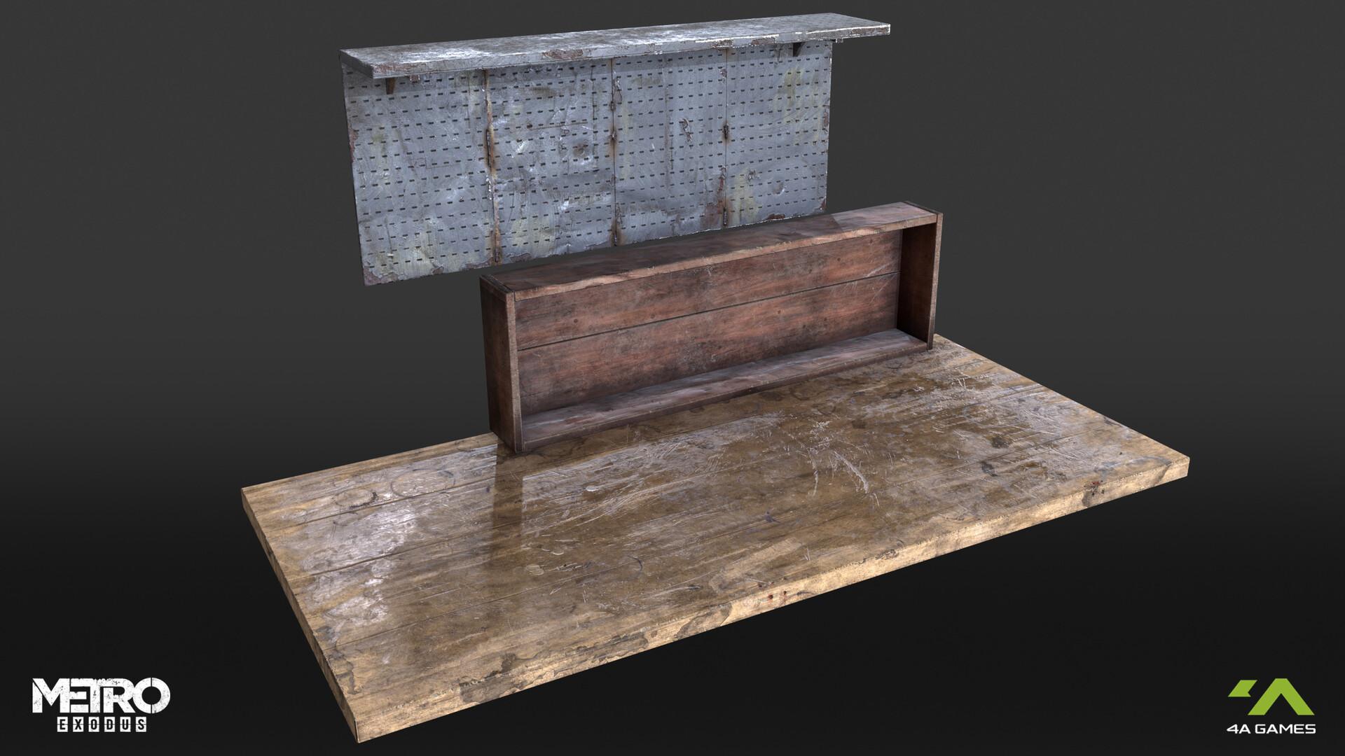 Andrii zelfit mykhailov aurora bench 01