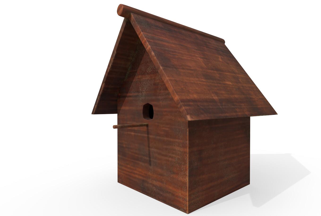 Joseph moniz birdhouse001g