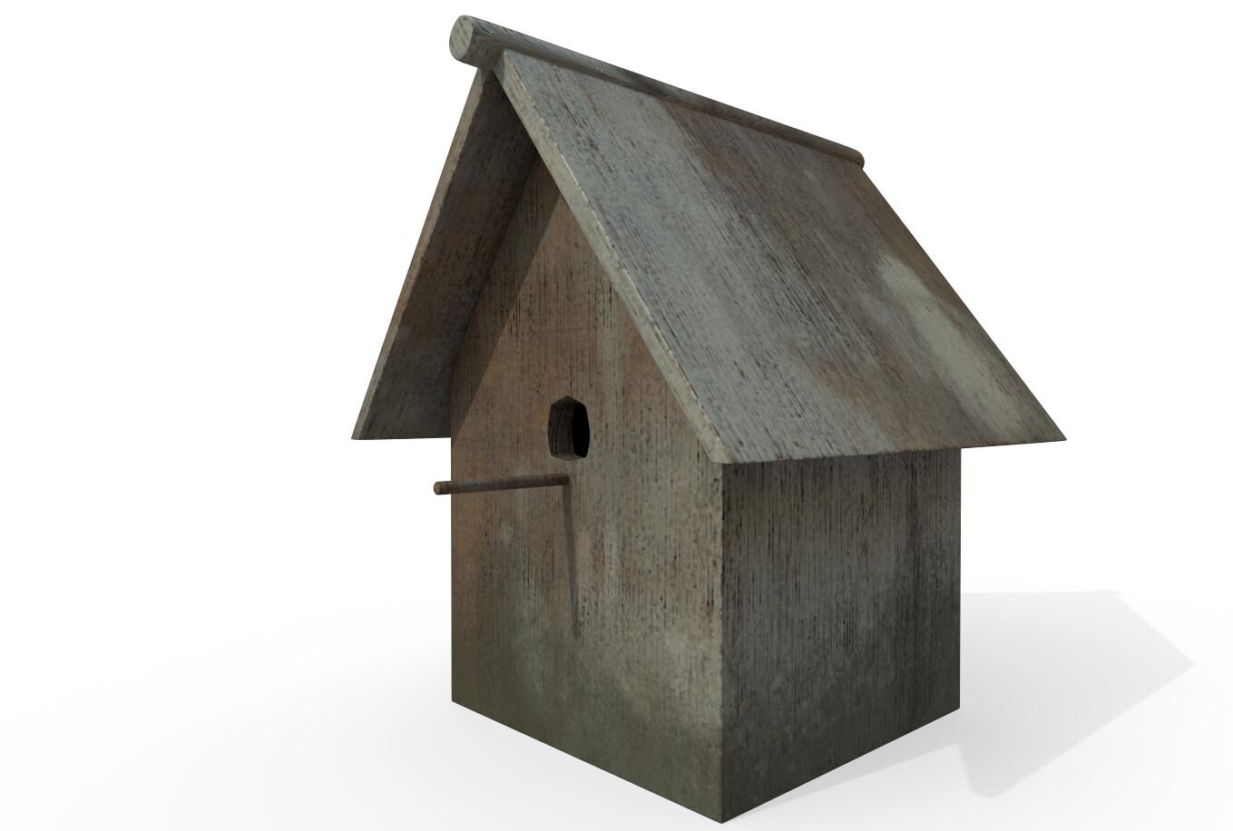 Joseph moniz birdhouse001h