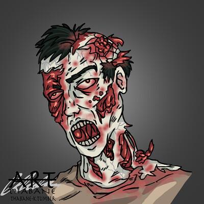 Tumelo thabane zombie profile copy