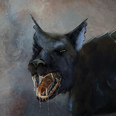 Shizu ren dog demon