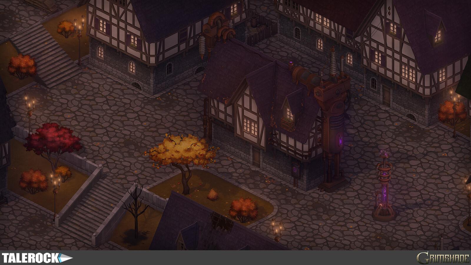 Engineer's House — in-game screenshot