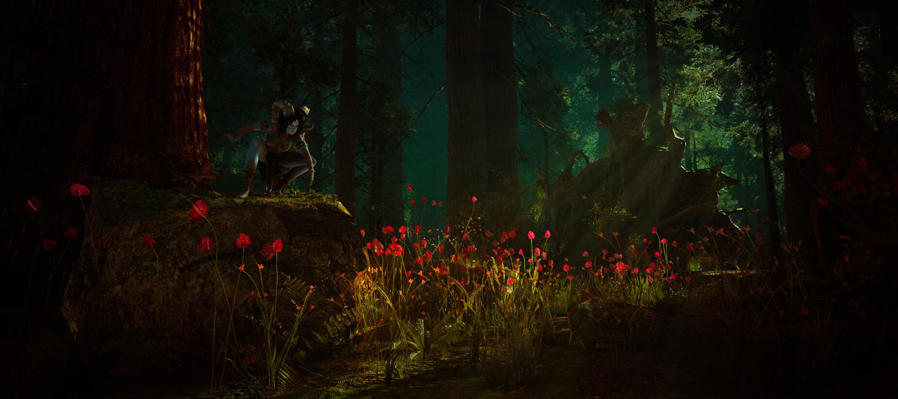 Oceane leflon ritual forest02
