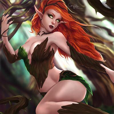 Camilla ferrari elf
