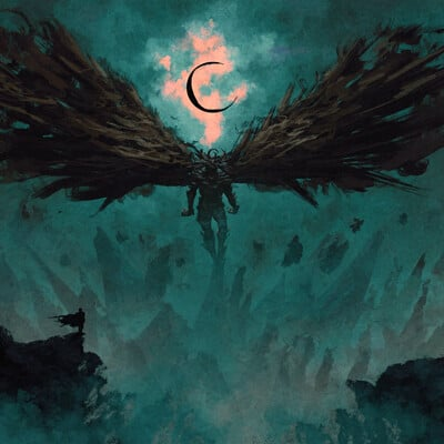 Anato finnstark black wings by anatofinnstark dd5faaz fullview