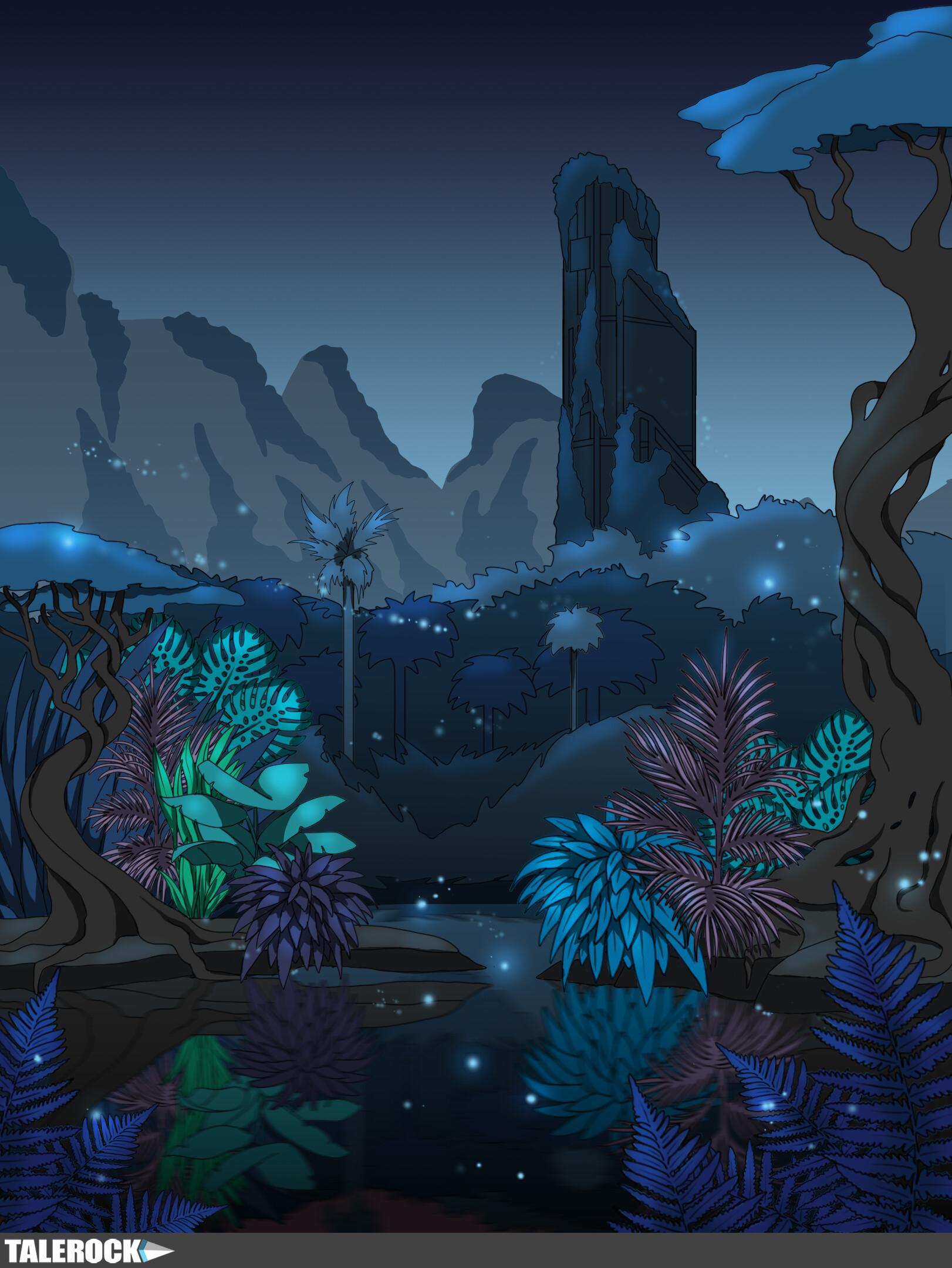 Talerock studio jungle