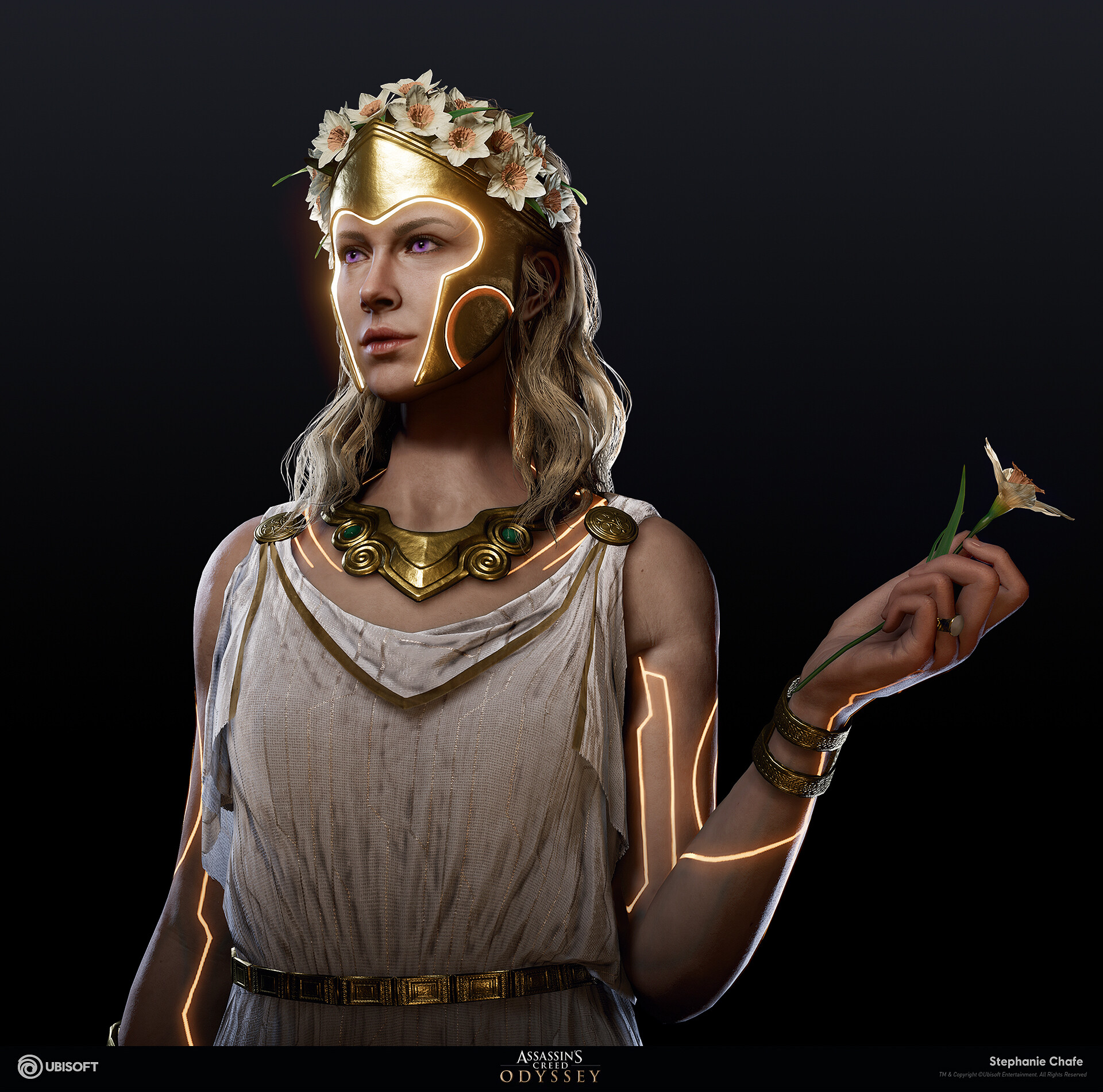 ArtStation - Persephone (AC: Odyssey