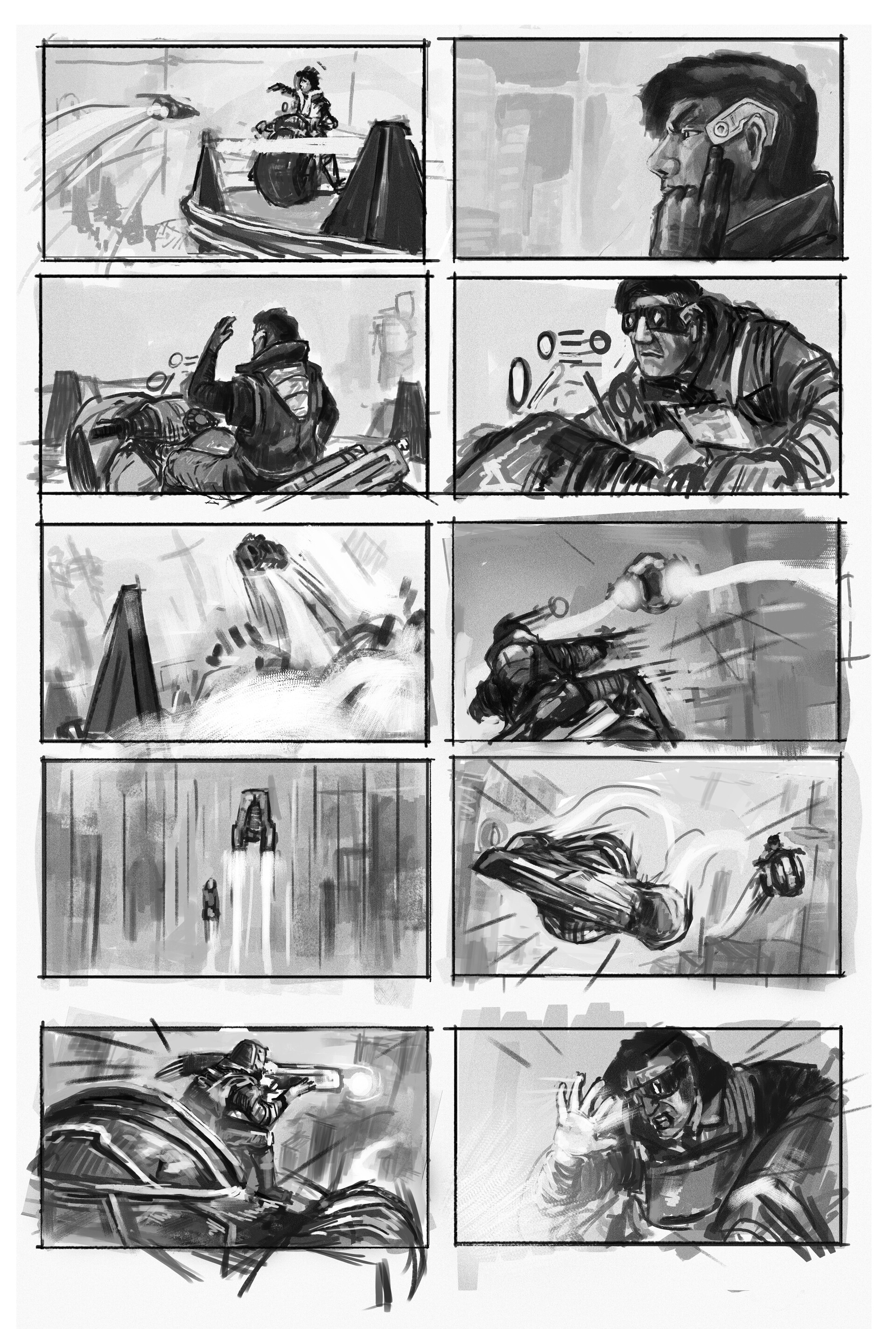 Tom p mackintosh thomasmackintosh storyboard