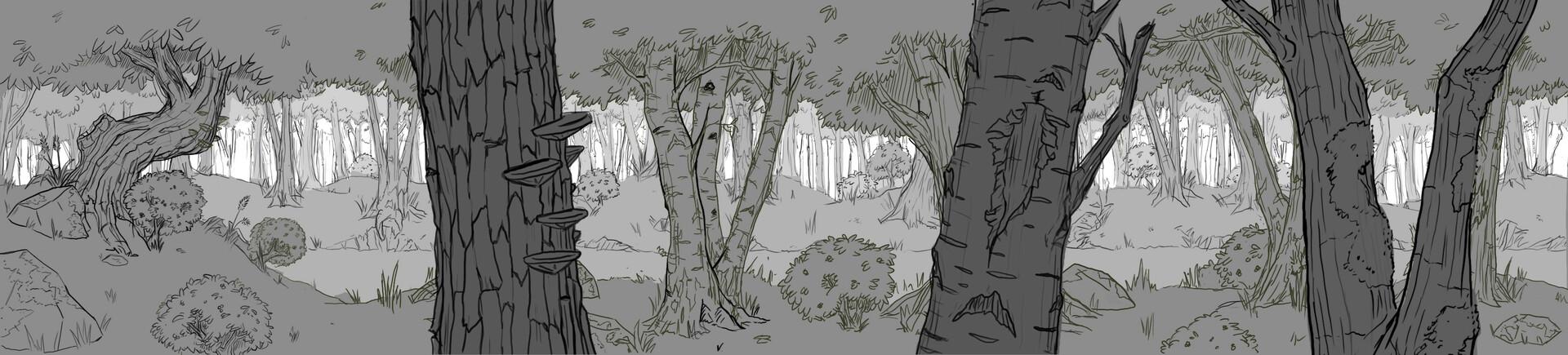 Natalie chenard treepan foreground