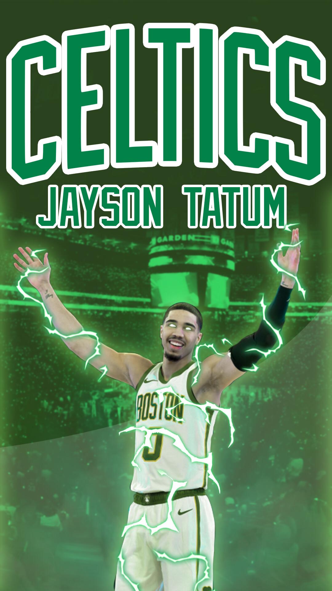 Helder sousa - Celtics Wallpaper Jay Tatum