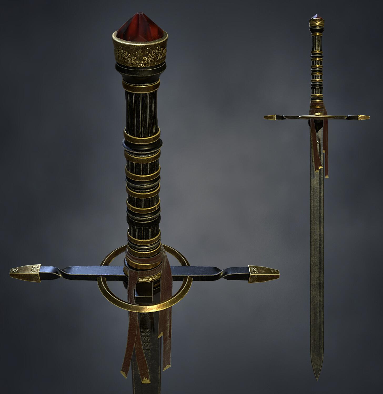 Rodrigo a branco swordrt