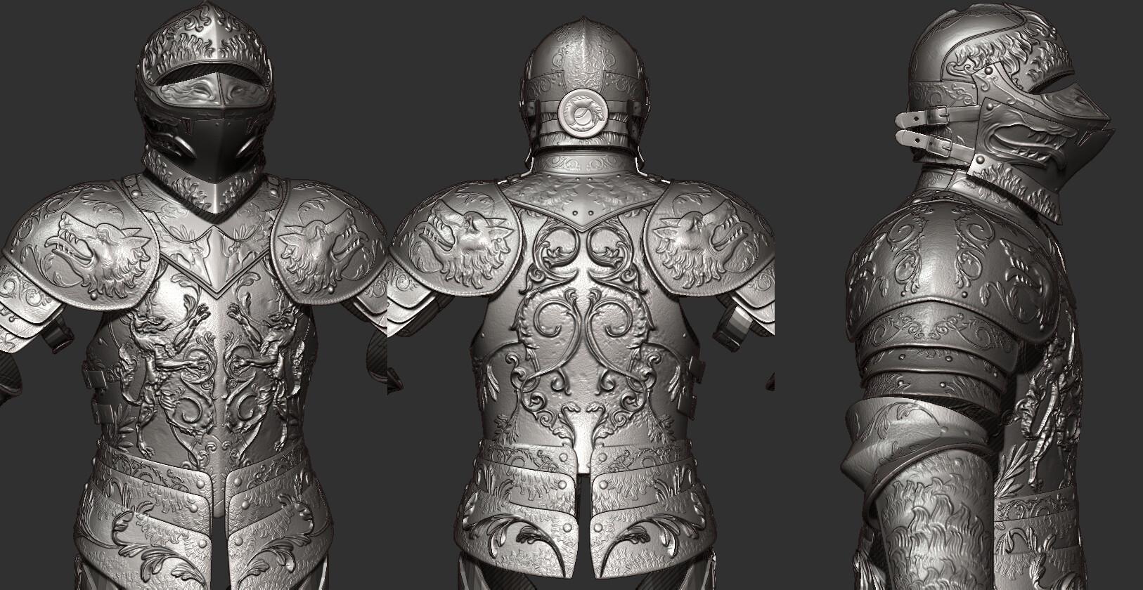 Rodrigo a branco sculpt1
