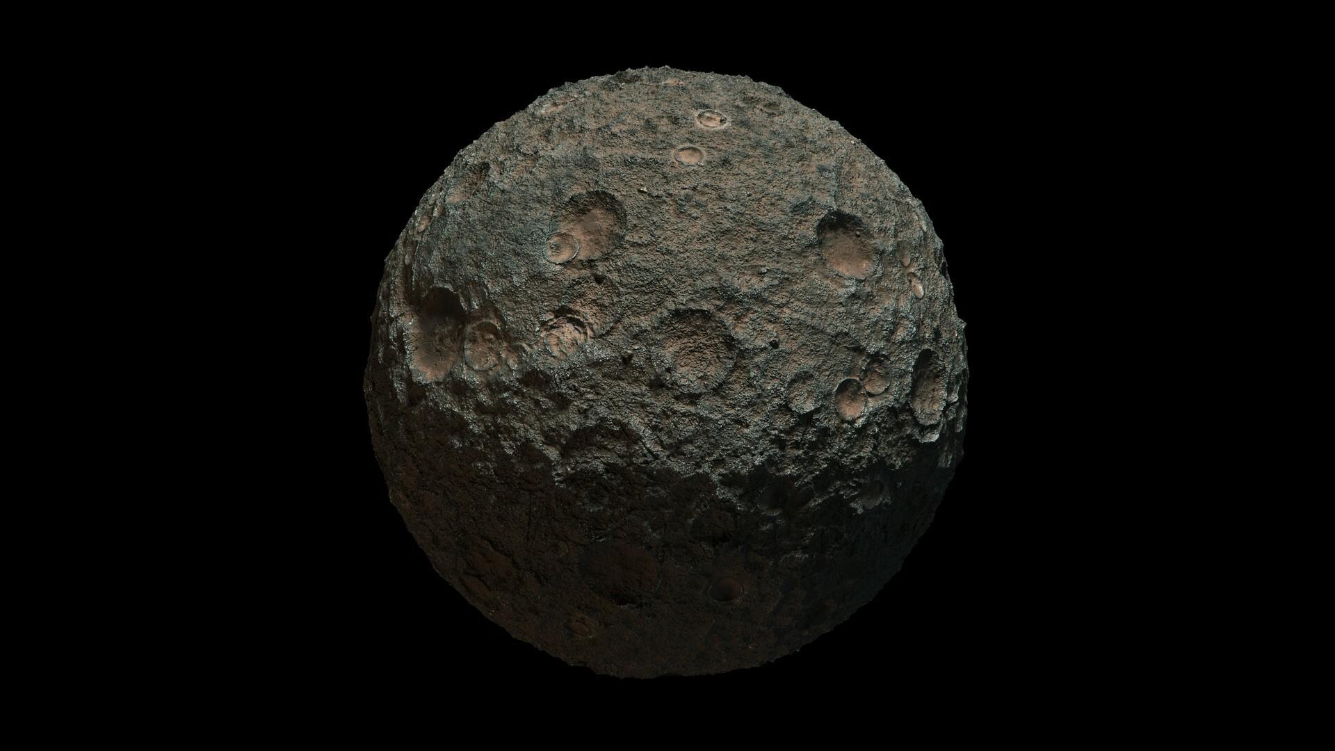 Cgmonkeyking asteroid sphere 00000
