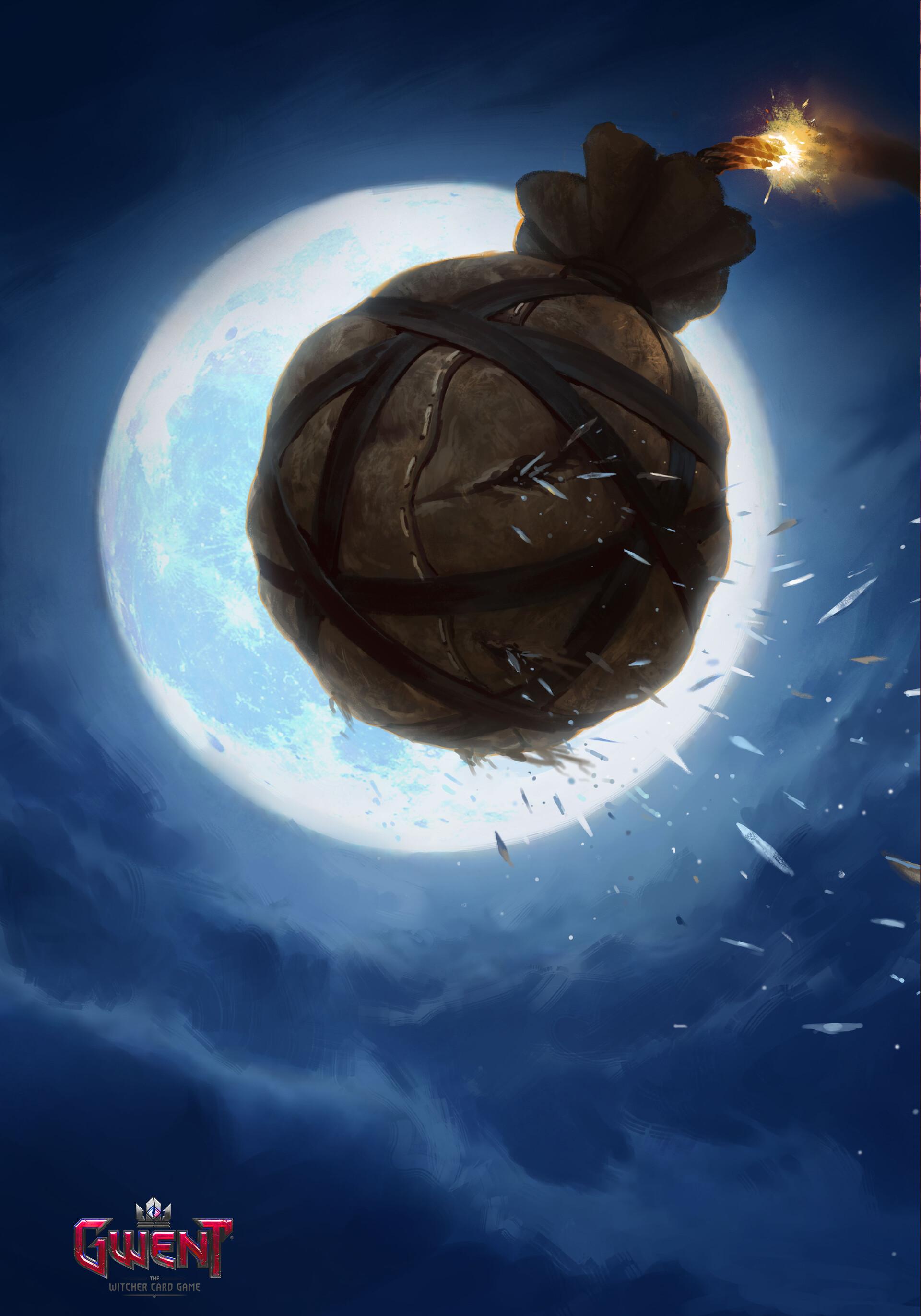 Manuel castanon 16 moondust bomb
