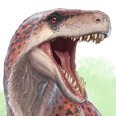 Fred wierum utahraptor london4