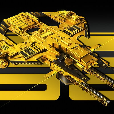 Encho enchev spaceship concept1s