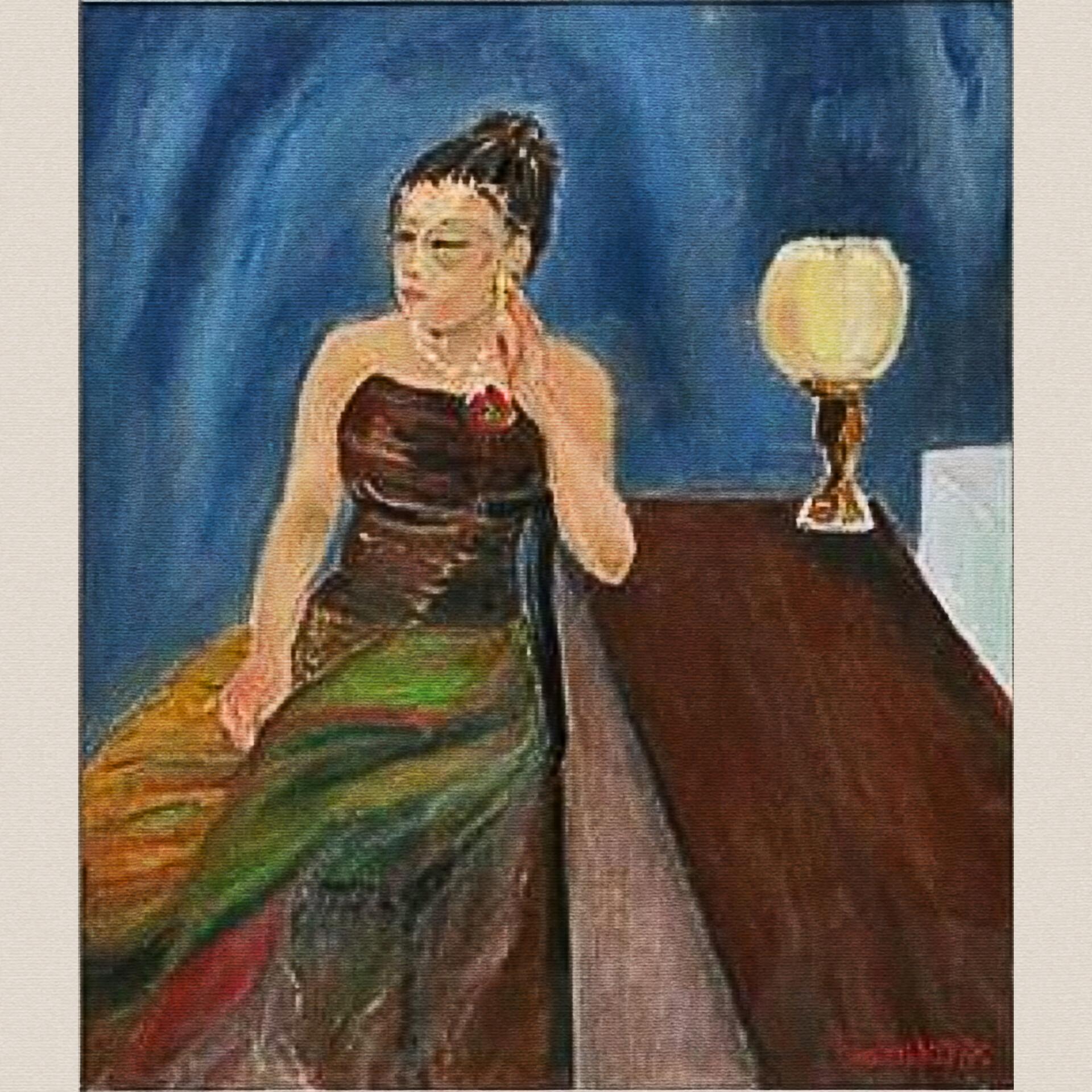 Kamachi Sachiko's Painting - REF