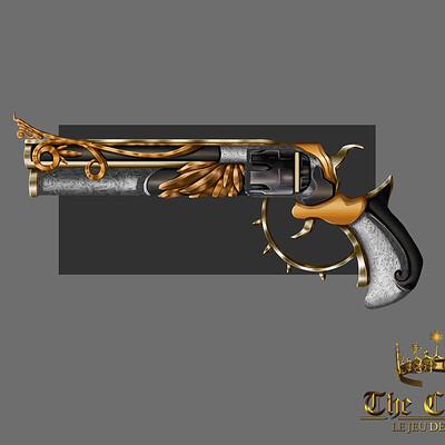 Legendary gun