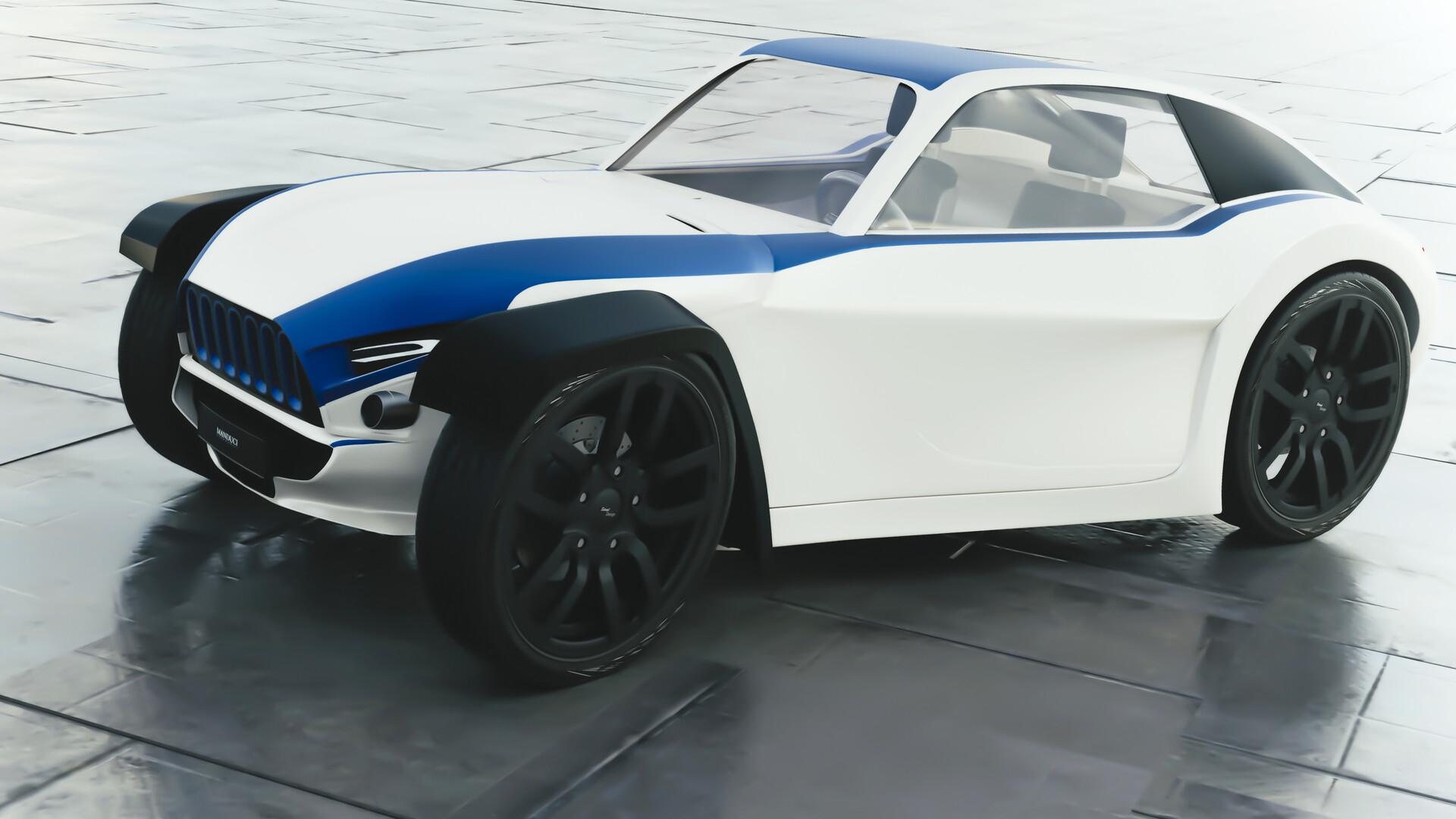 David stingl il furfante concept rev1 blue n white modern front