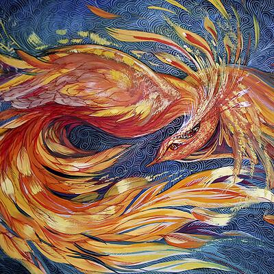 Olga dannik firebird 1